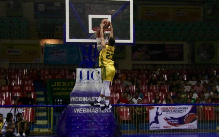 cesafi all star